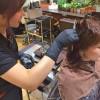 【ヘアカラー】ヘアカラーがしみる、後日かゆくなる、そんな方に個人的にオススメのヘアカラーテクニック。